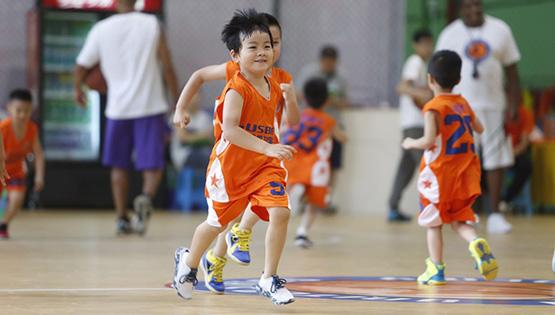 天津篮球培训机构