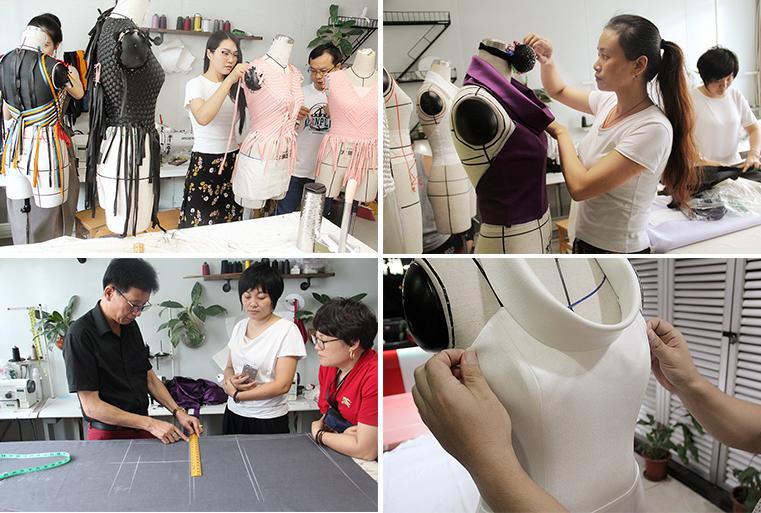 深圳中鹏服装设计培训