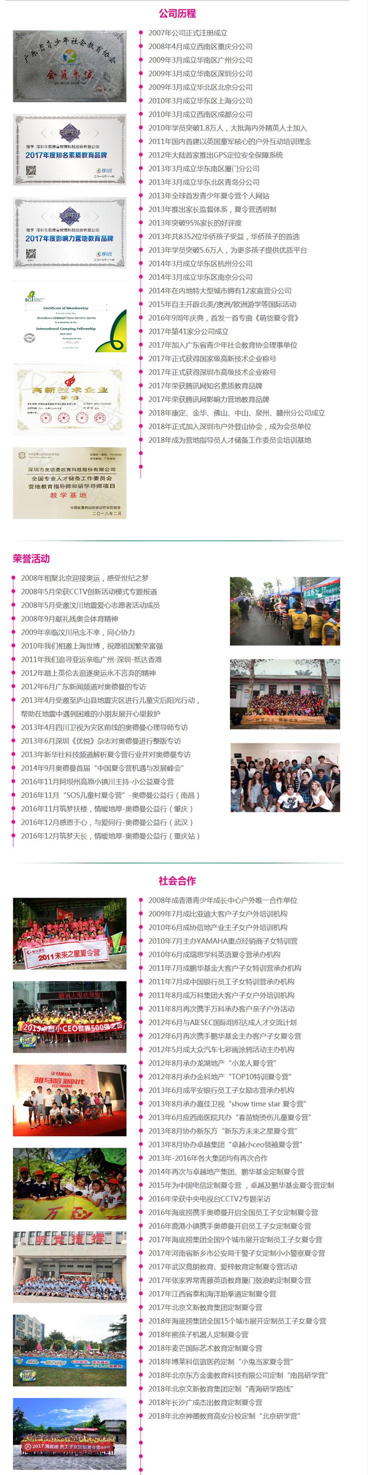 南京夏令营培训