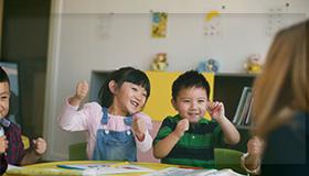 东莞儿童英文课程培训