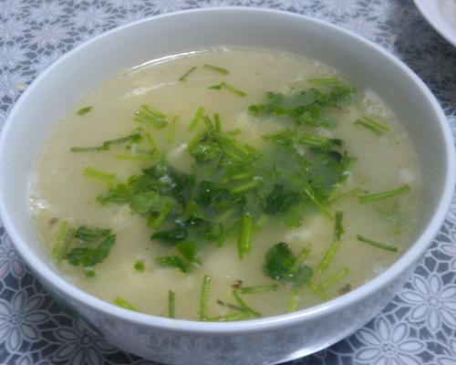 蔬菜汤培训