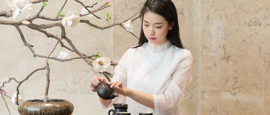 宁波茶艺师培训班