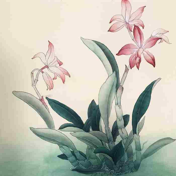 水彩风景 水彩人物肖像  收费标准:水彩班(静物,花卉,动物,风景,人物)
