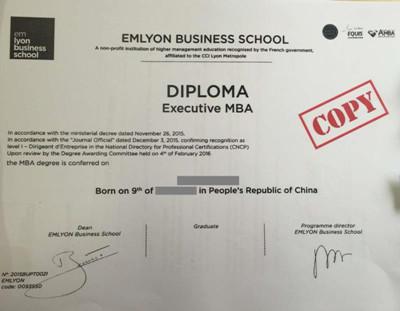 如何法国里昂商学院EMBA硕士