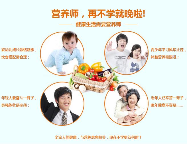 福州营养师培训