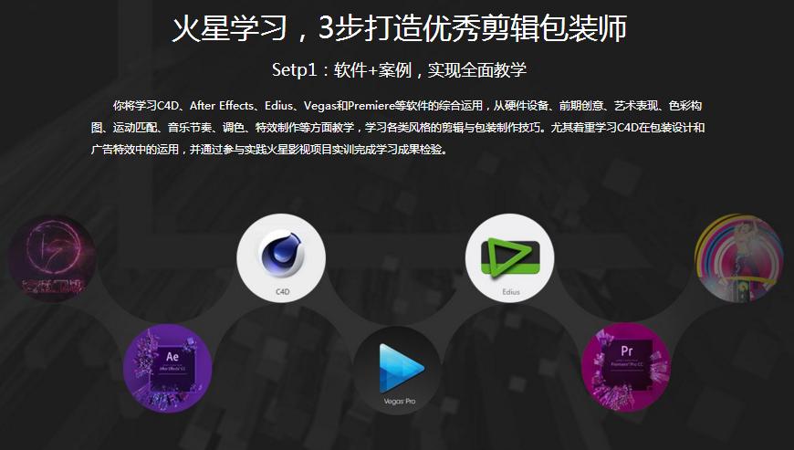深圳视频剪辑培训课程