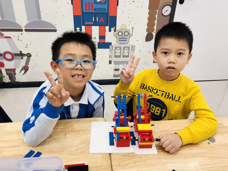 深圳少儿学机器人编程