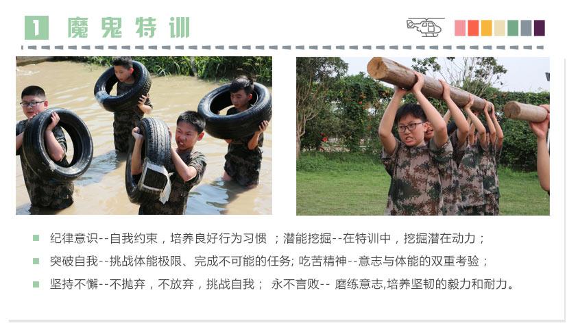 重庆军事特训营报名