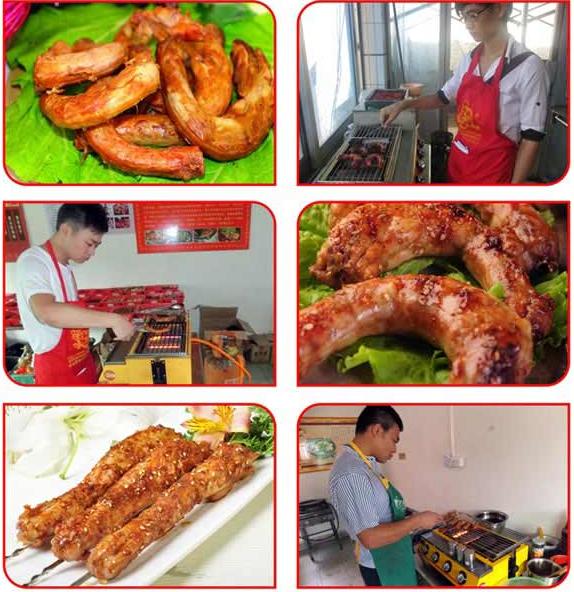 福州专业烤鸡脖培训学校