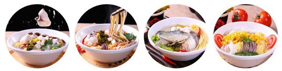 福州食为先五谷鱼粉学员作品