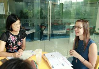 上海外教商务英语一对一培训