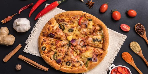 西安哪里有学披萨的