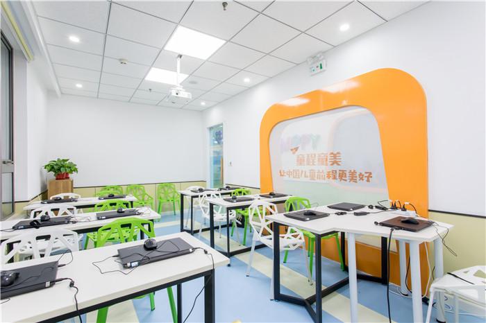 芜湖少儿编程教育