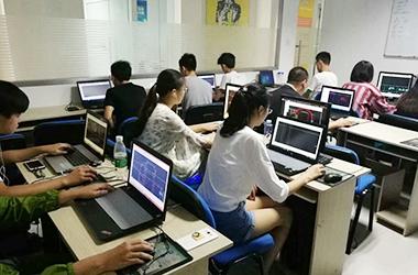 南通崇川区网页设计培训