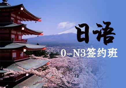 徐州日语培训0-N3签约班