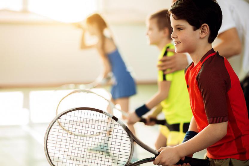 深圳网球培训暑假班