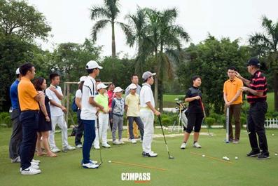 深圳高尔夫培训特训营
