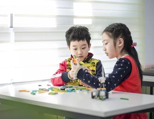 芜湖儿童编程课