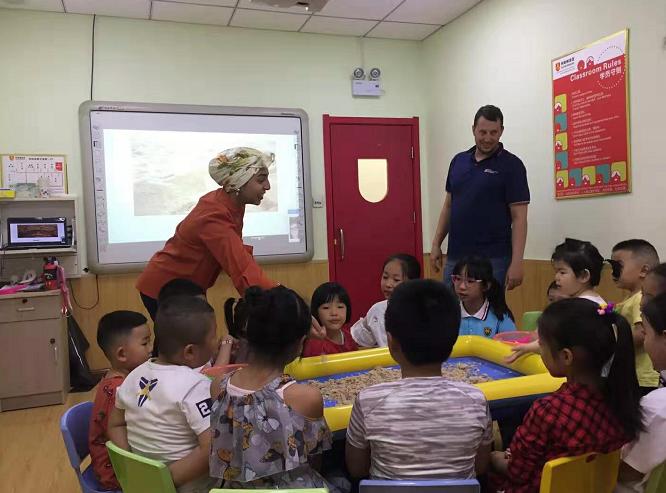 呼和浩特回民区英语培训儿童
