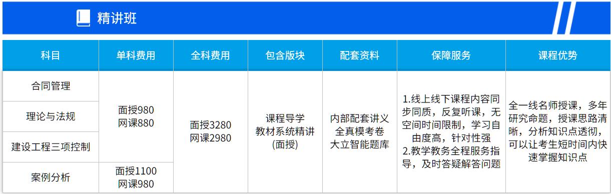 滨州监理工程师考试培训学校