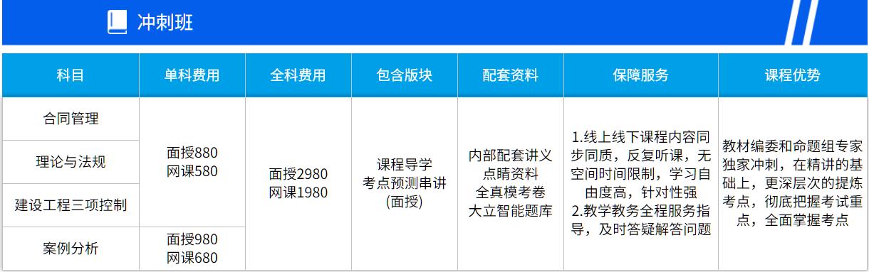 滨州监理工程师课程