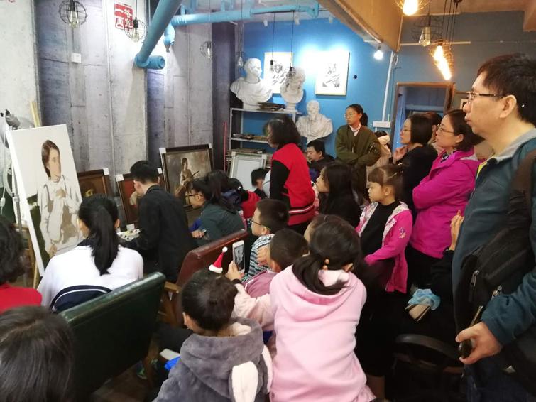 深圳中考美术培训精英班