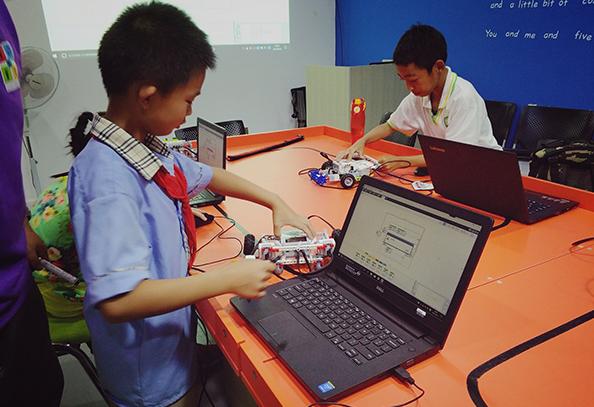 淄博博山区机器人培训机构哪个好