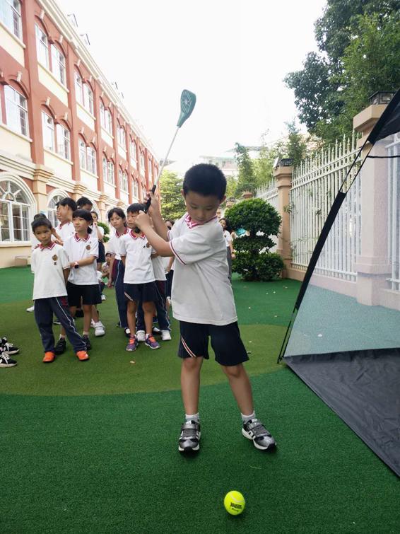 深圳高尔夫球培训高级班