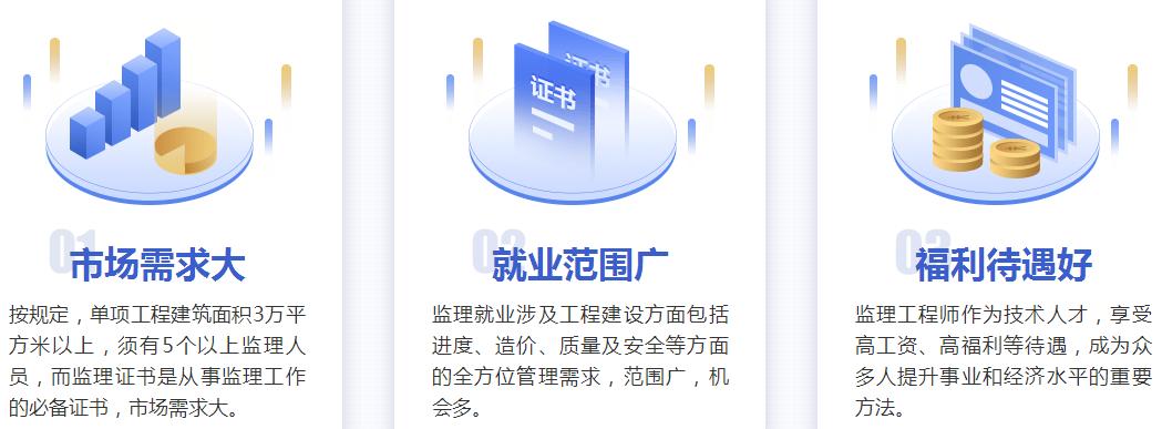 淄博张店区监理工程师培训证多少钱