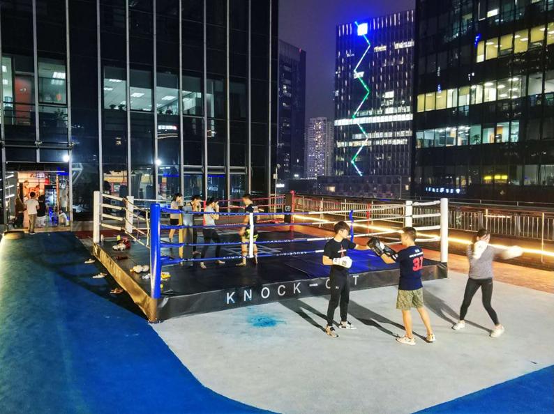 深圳拳击培训