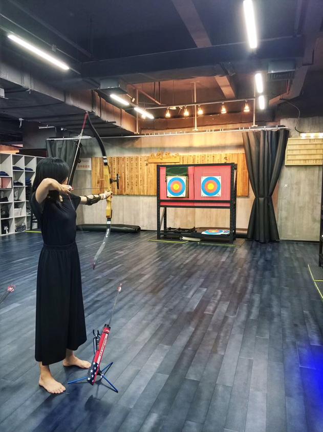 深圳射箭培训