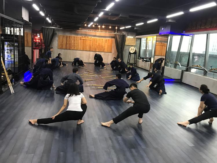 深圳剑道培训