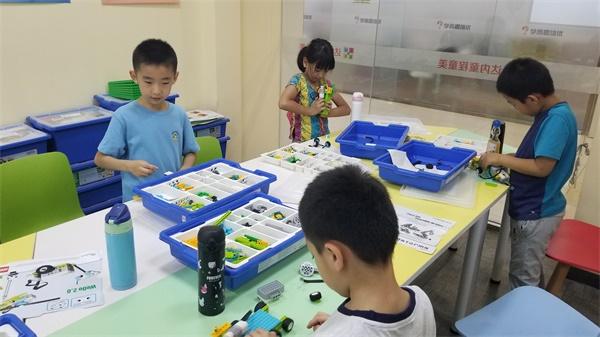 芜湖儿童编程启蒙