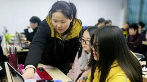 南京web哪家学校好