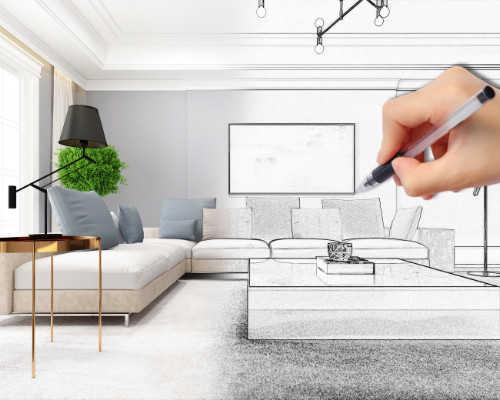 杭州室内设计v体系铋-锡二体系简单共熔相图组分绘制图片