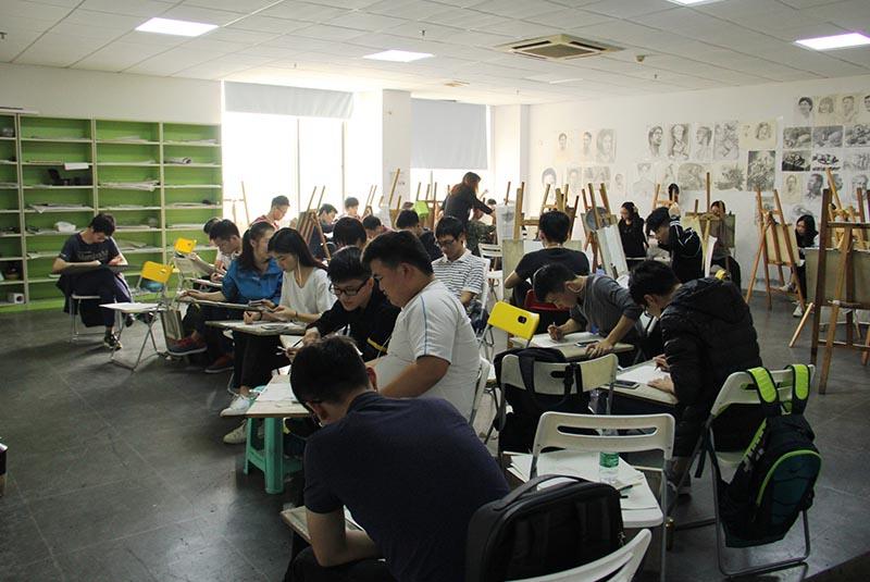 广州动漫设计培训费用