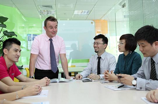 佛山商务英语培训课程