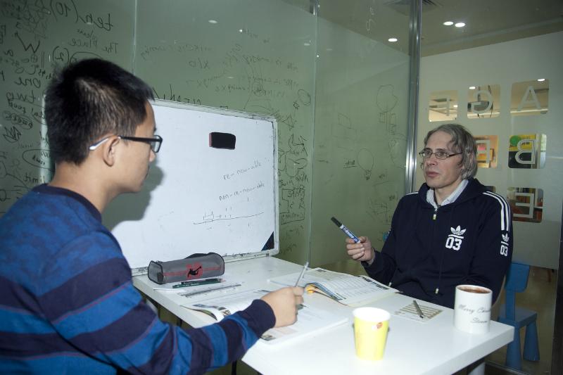 外教中国课程优惠