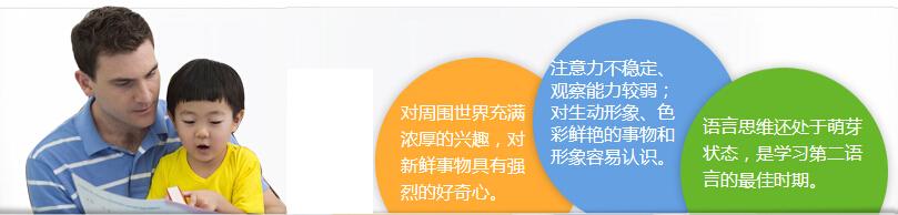 北京外教中国少儿英语培训
