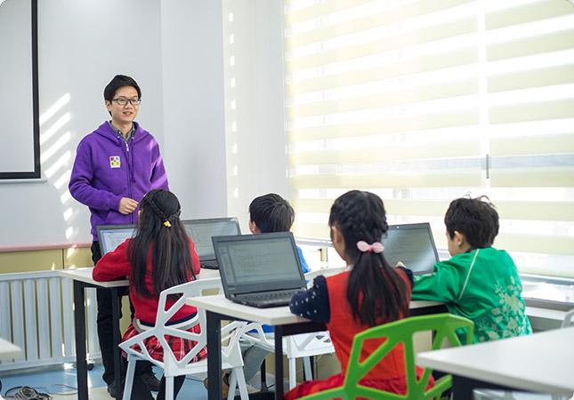 绍兴机器人编程学习班