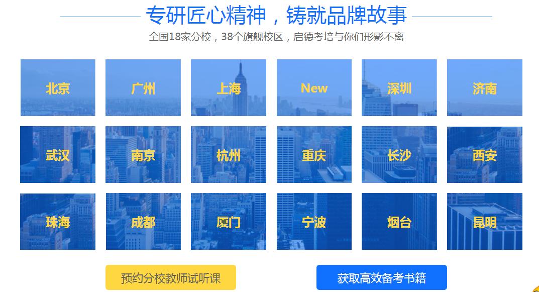 深圳ACT培训课程