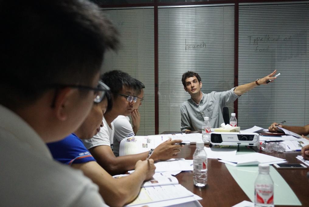 南宁外教英语口语培训班