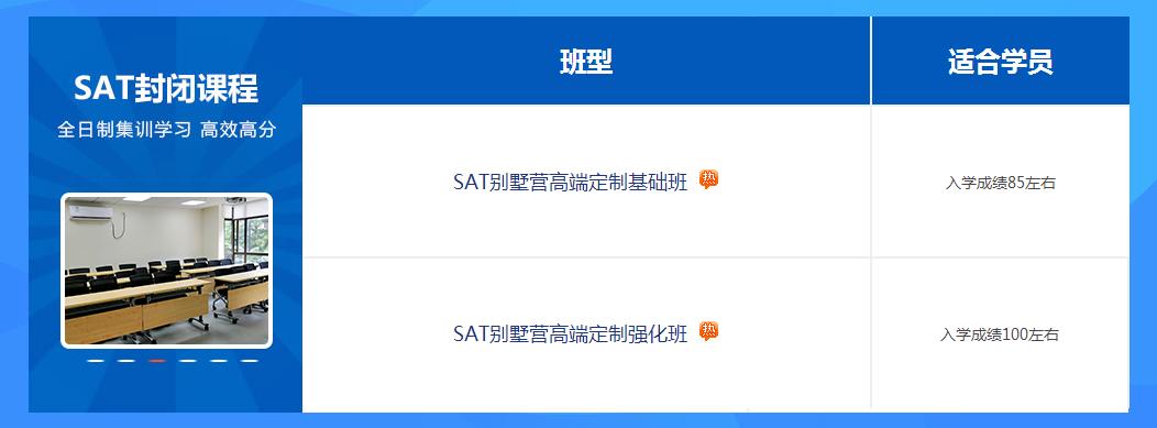 南京SAT培训哪里好