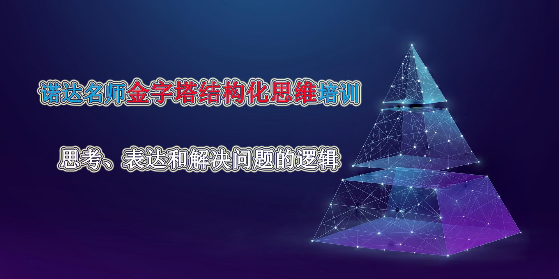 上海结构化思维培训课