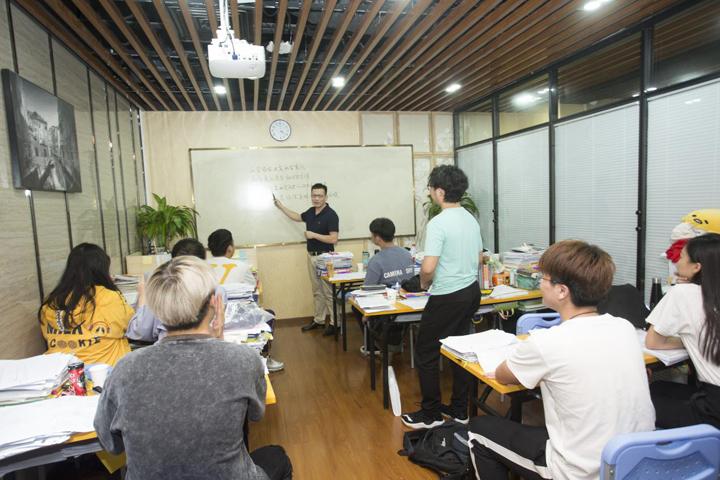 深圳艺考文化课辅导班