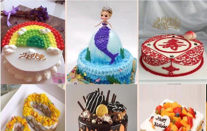 洛阳西工区学习做蛋糕甜点