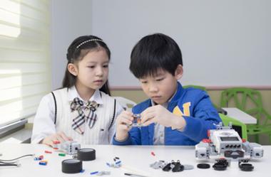 宜昌孩子机器人培训机构