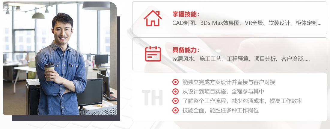 杭州注册室内设计师培训课程哪个好