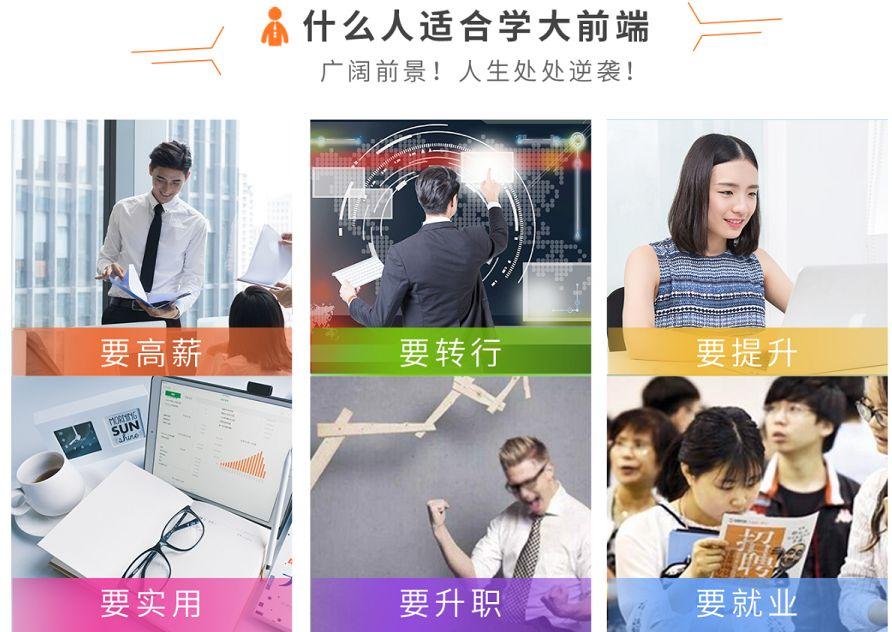 杭州web培训