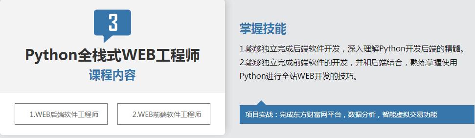 广州Python技术培训机构
